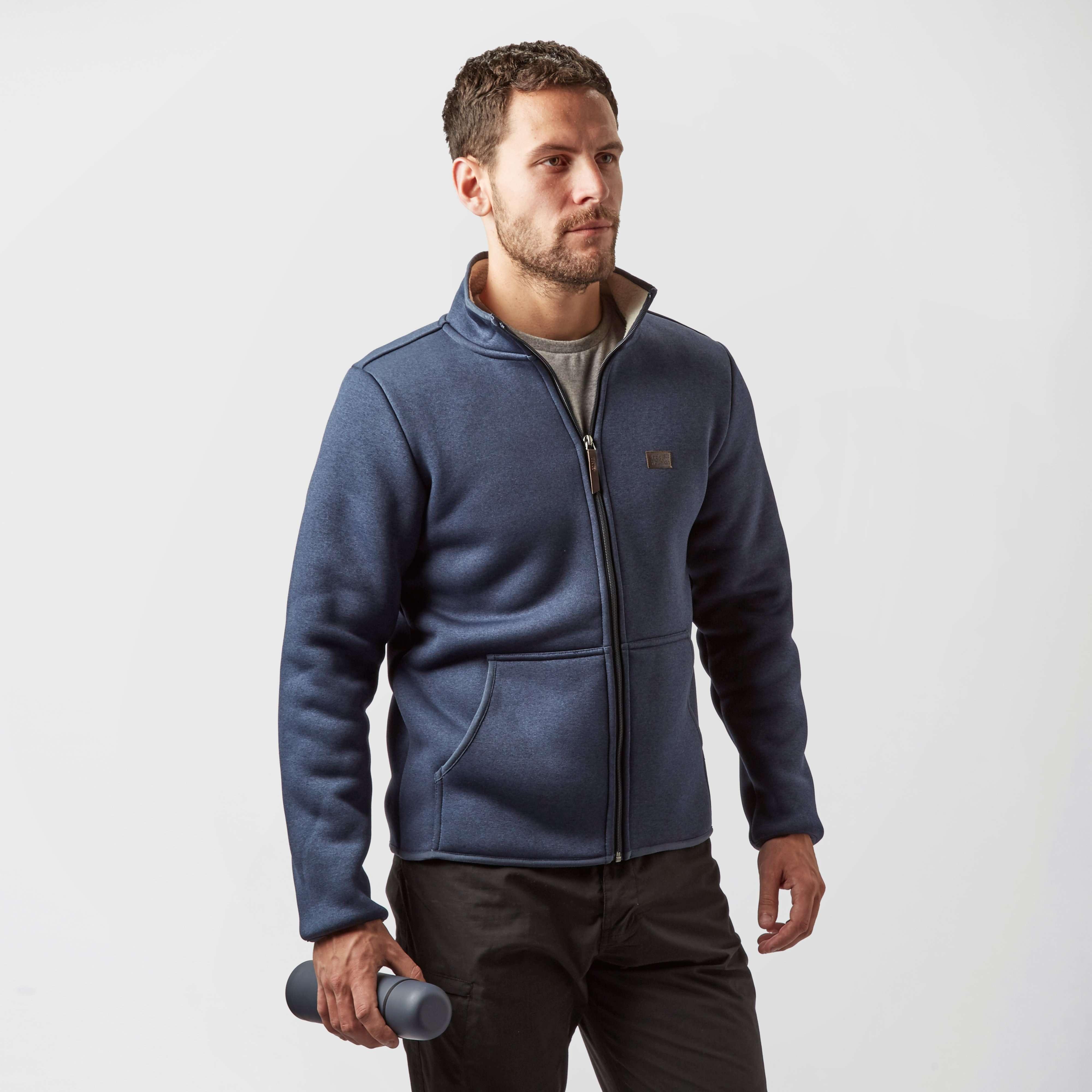 JACK WOLFSKIN Men's Terra Nova Fleece Jacket