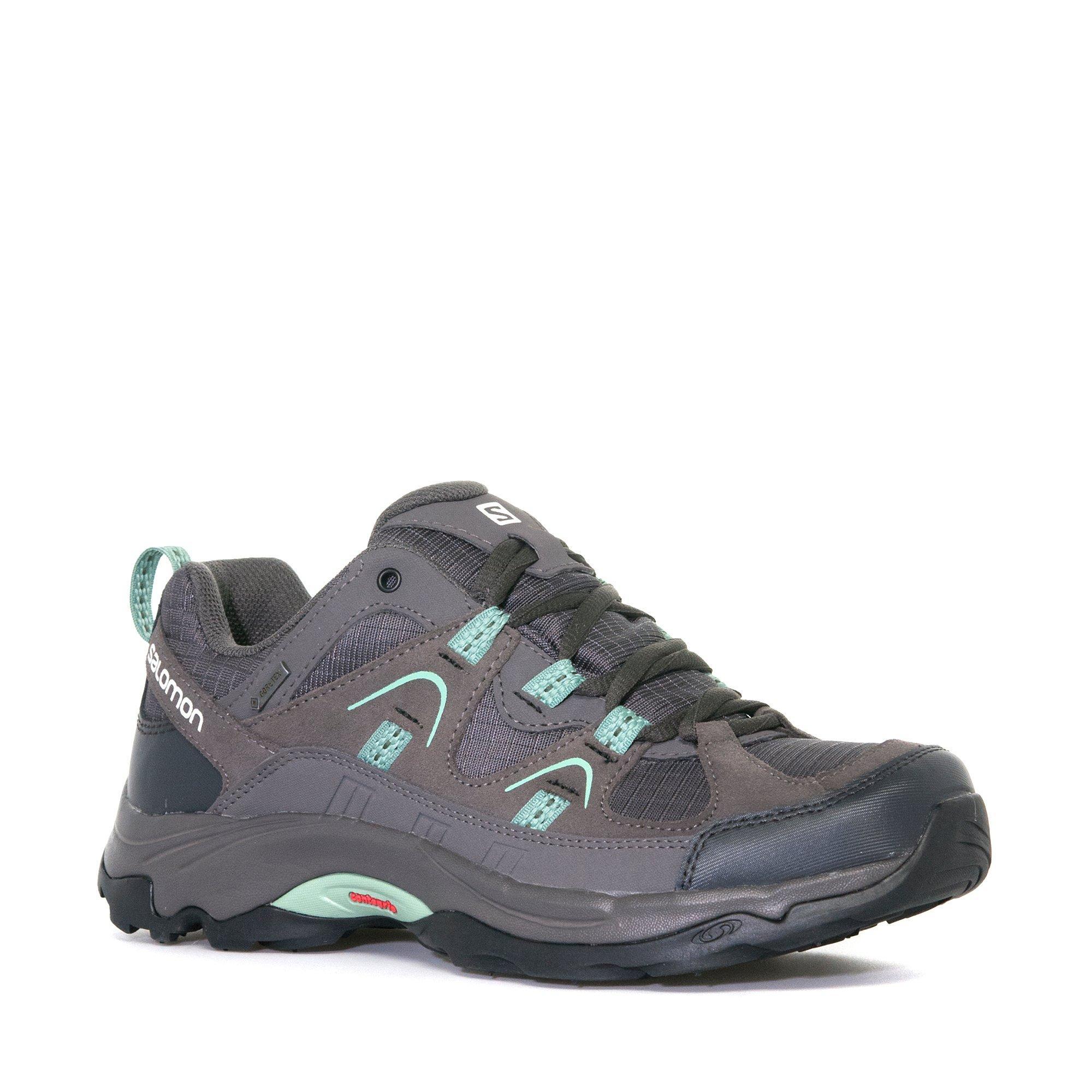 Salomon Manila Mid Gtx Hiking & Trekking Shoes For Women