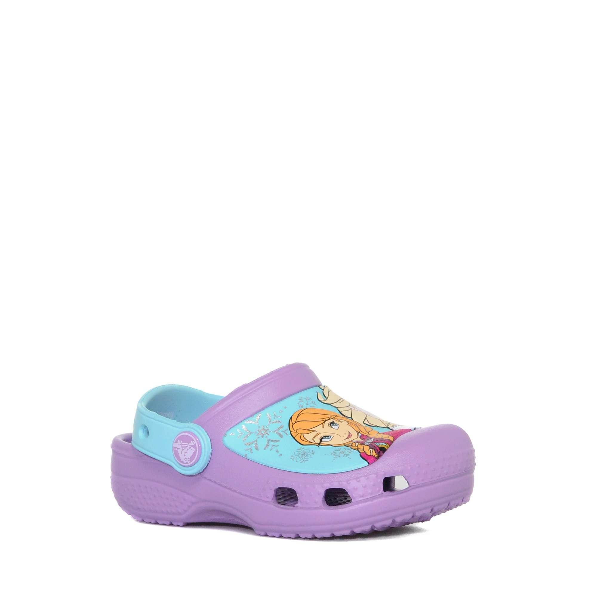 CROCS Girls' Creative Crocs Frozen™ Clog