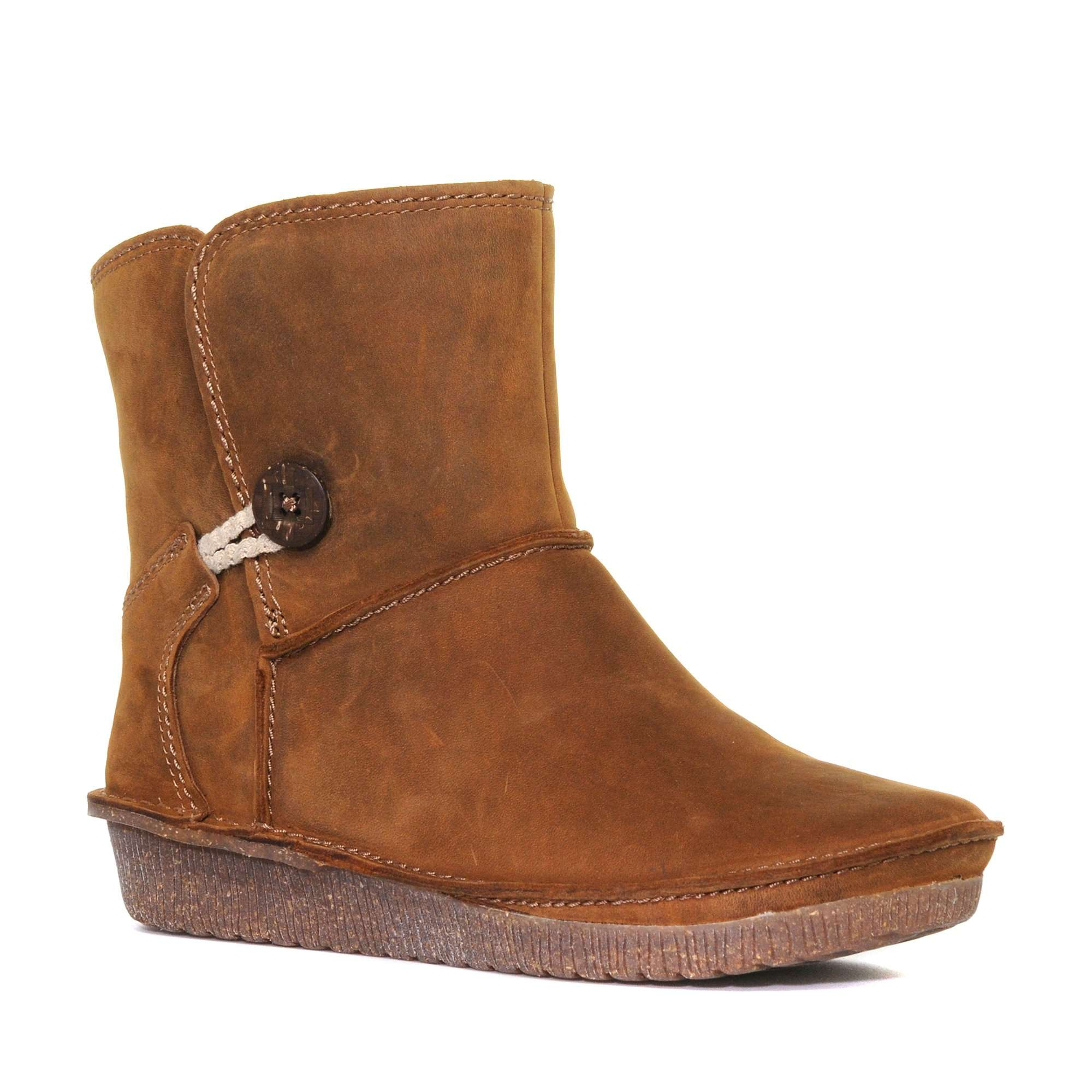 CLARKS Lima Caprice Ankle Boot