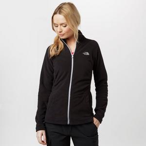 THE NORTH FACE Women's Mezzaluna Full-Zip Fleece