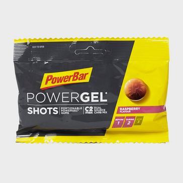 Multi Powerbar Powergel Raspberry Shots