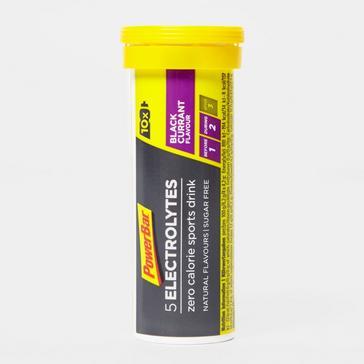 N/A Powerbar Electrolyte Blackcurrant Tabs