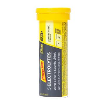 Powerbar Electrolyte Lemon Tonic Caffeine Tablets