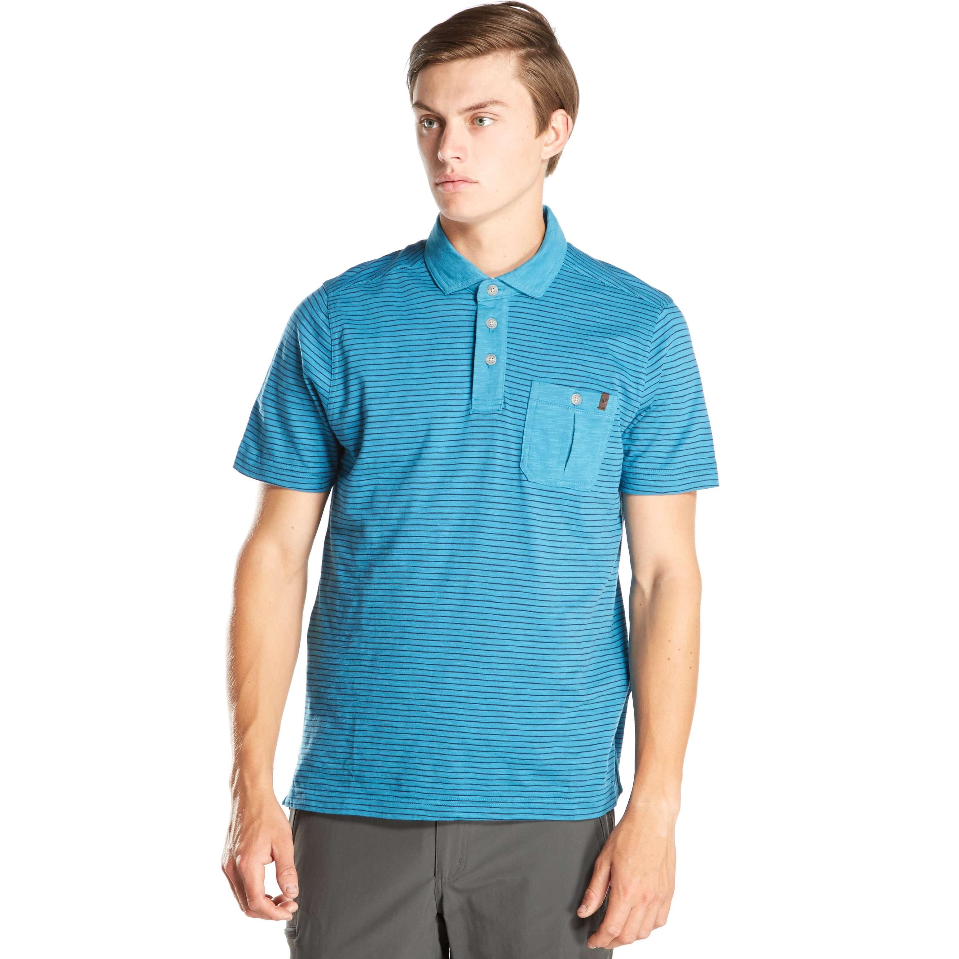 BRASHER Men's Robinson Polo Shirt