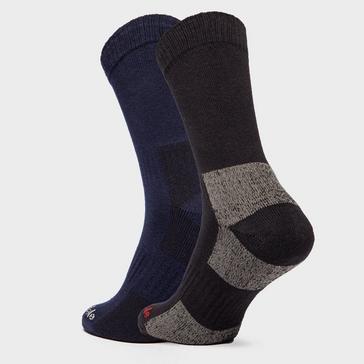 Black Bridgedale Men's Dingle Socks