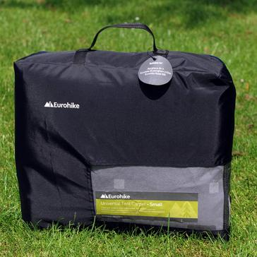 Grey|Grey Eurohike Tent Carpet - Small