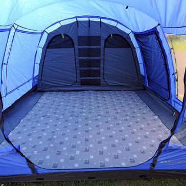 Mid Grey Eurohike Tent Carpet - Large