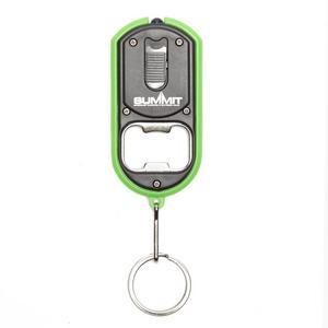 SUMMIT LED Torch Bottle Opener Keyring