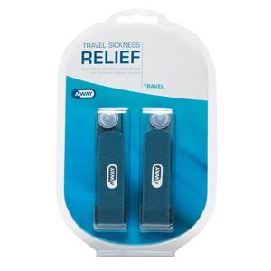 DESIGN Travel Sickness Relief Straps
