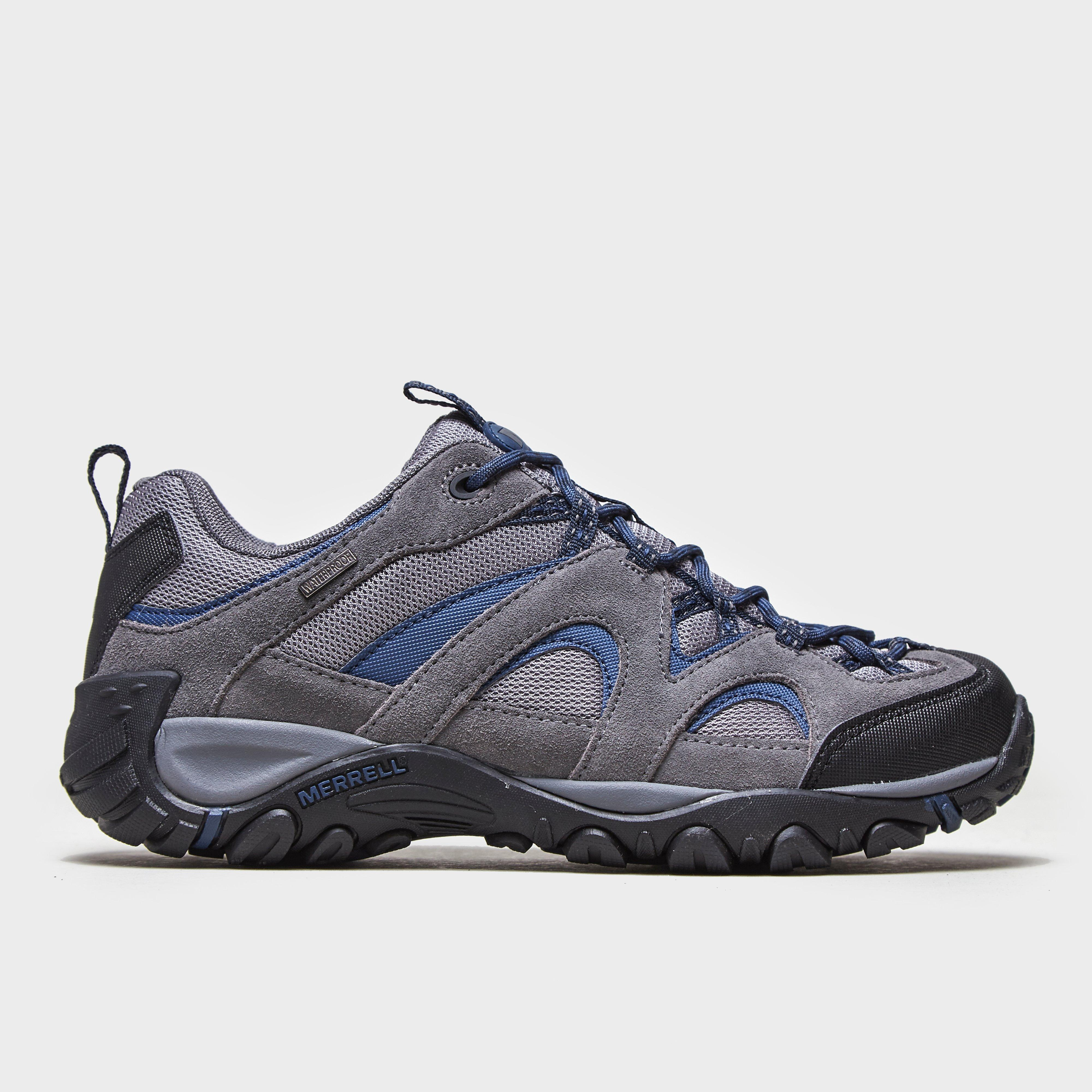 952ae5177c61 Grey MERRELL Men s Energis Waterproof Walking Shoe image 1