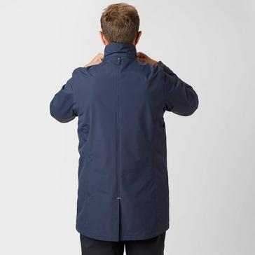 Navy Sprayway Men's Igneous Jacket