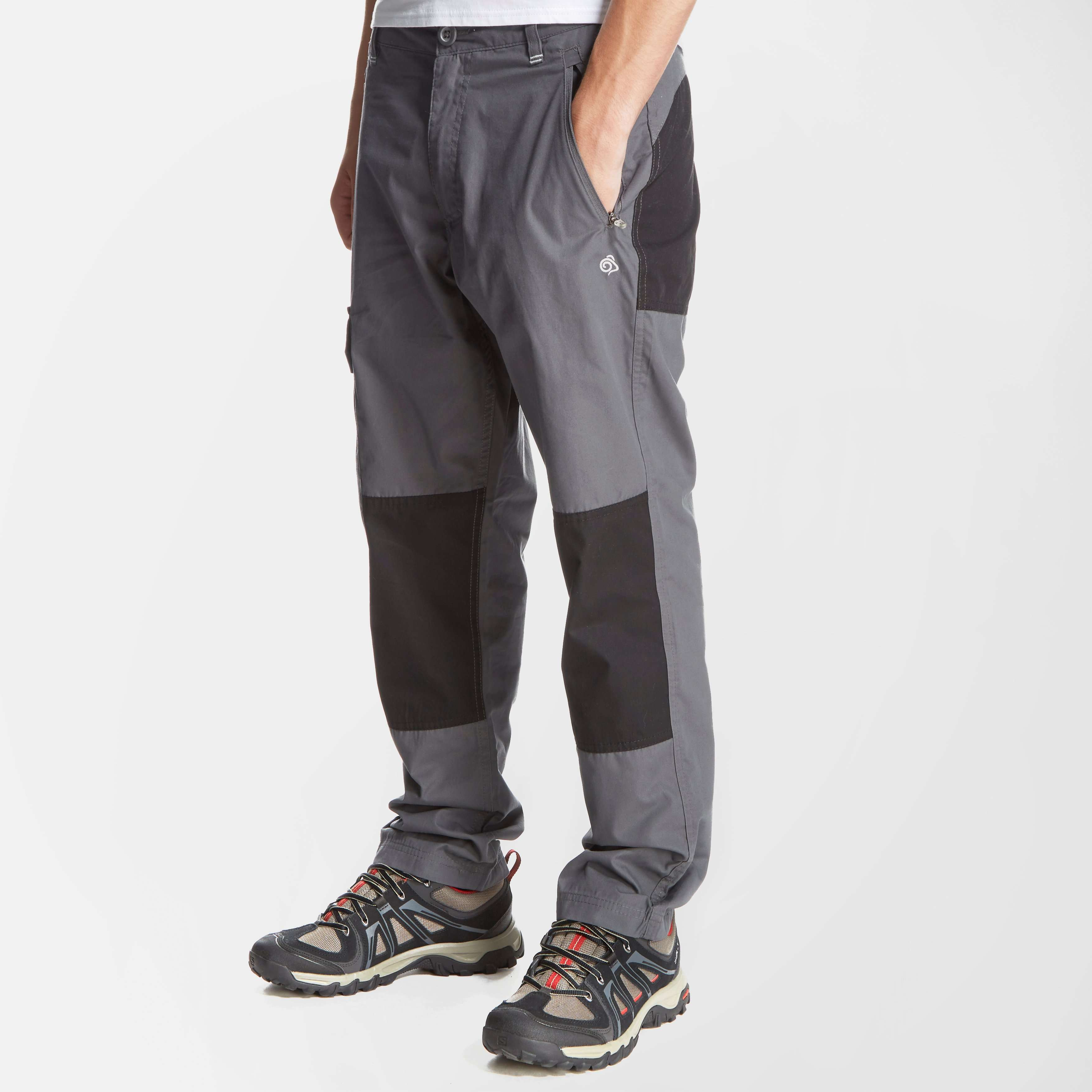 CRAGHOPPERS Boy's Traverse Trousers