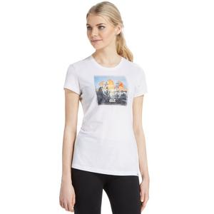 JACK WOLFSKIN Women's Sunset Mountain T-Shirt
