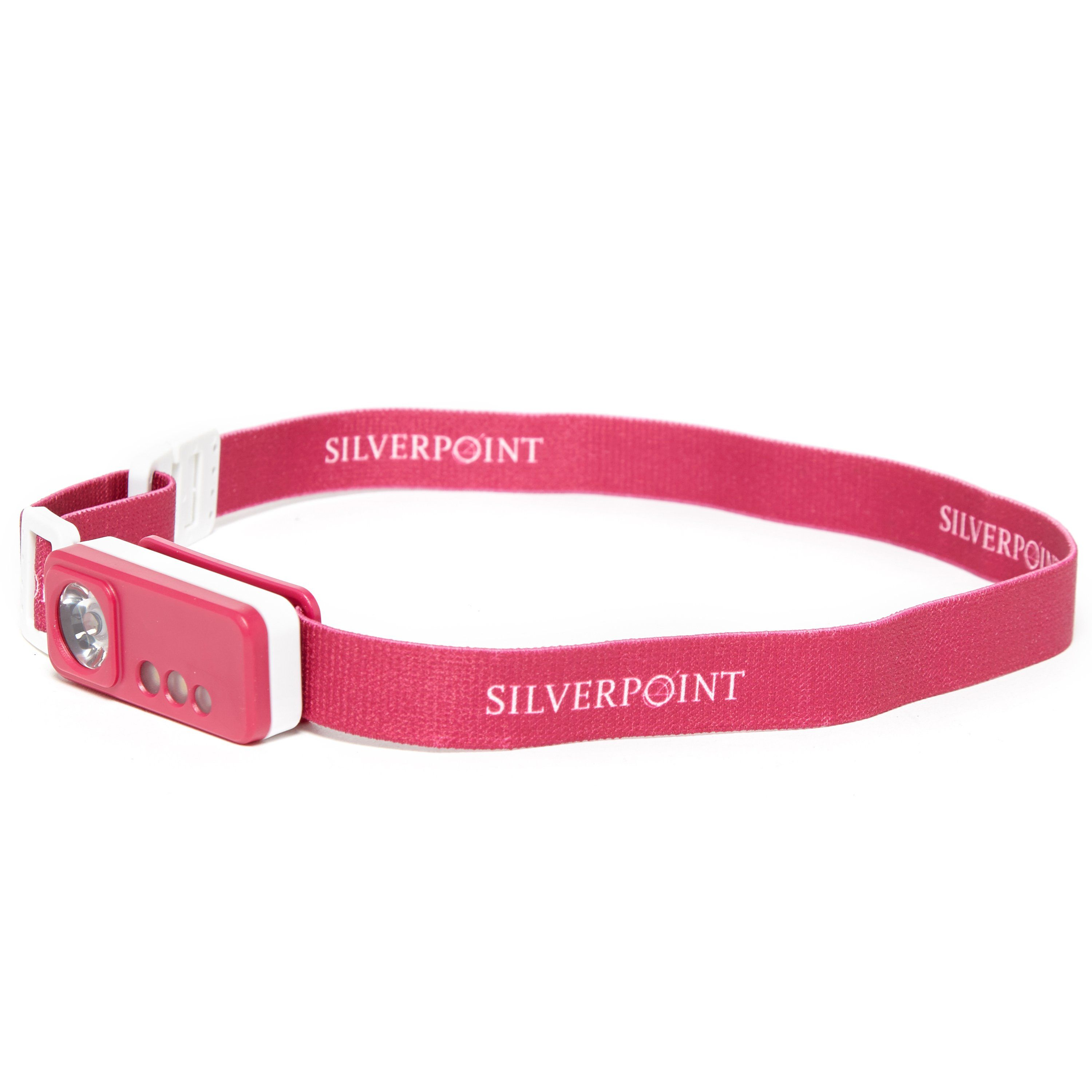 SILVERPOINT Spark Rechargeable Head Torch