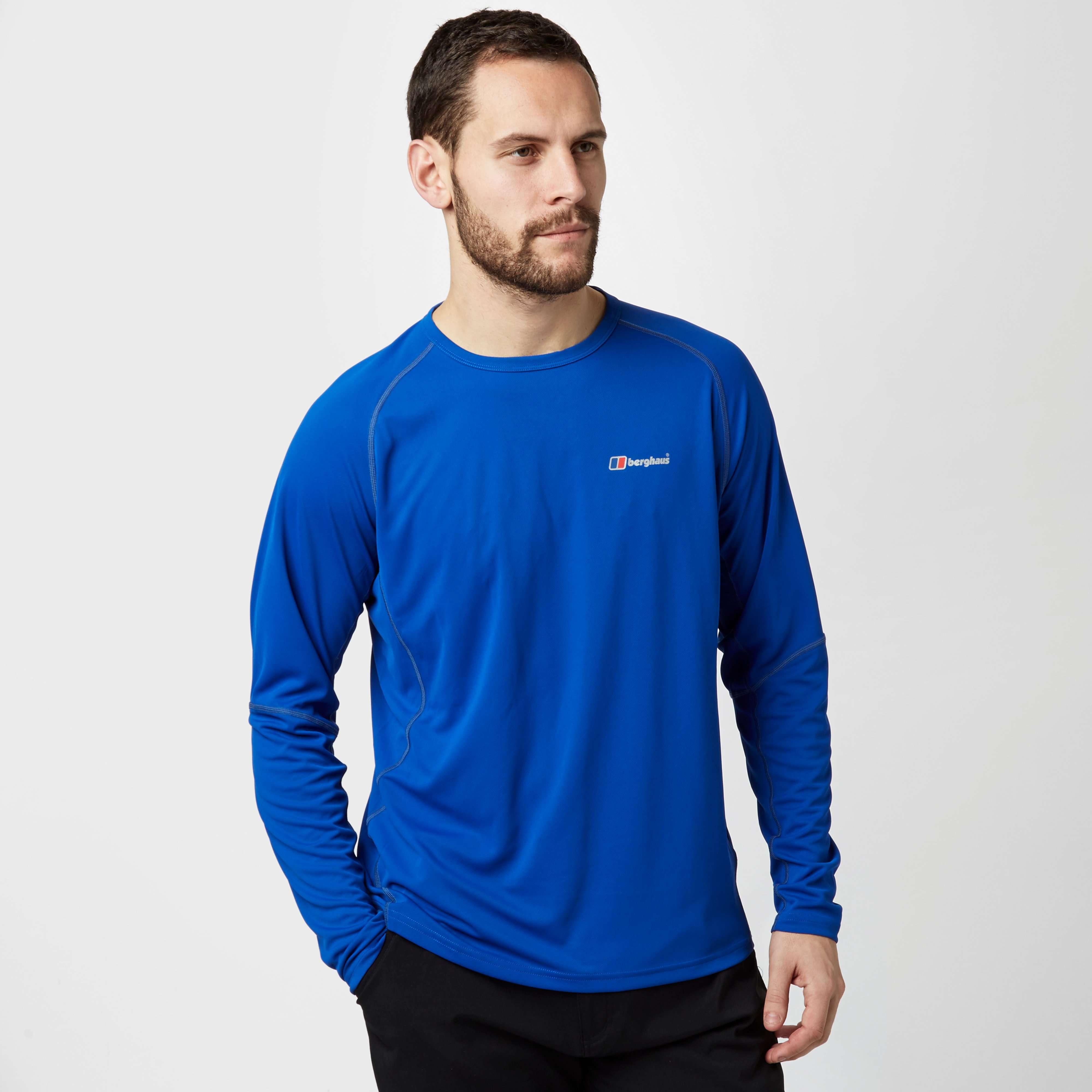 BERGHAUS Men's Long Sleeve Technical T-Shirt