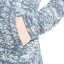Grey MOUNTAIN HARDWEAR Women's Burn Full-Zip Hoodie image 3