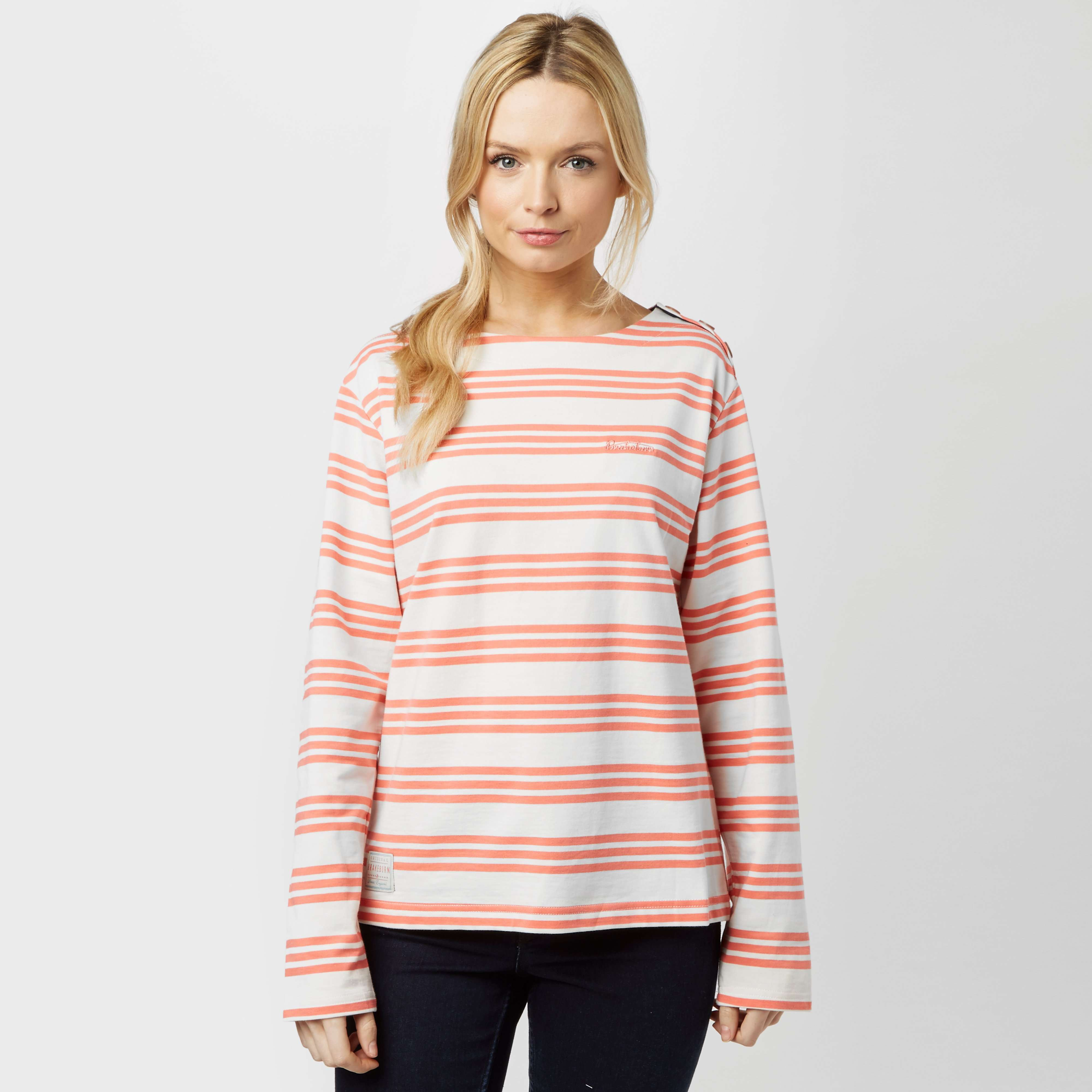 BRAKEBURN Bella Crew Long Sleeve T-Shirt