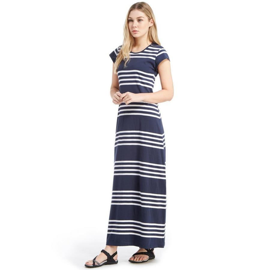 Brakeburn Nautical Stripe Maxi Dress