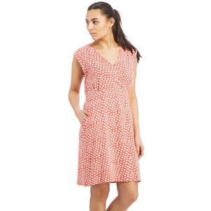 BRAKEBURN Women's Delicate Daisy Wrap Dress