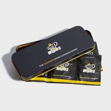 Black Crep Protect Shoe Cleaning Wipes - Shoe Cleaning Wipes - 12 PackPack