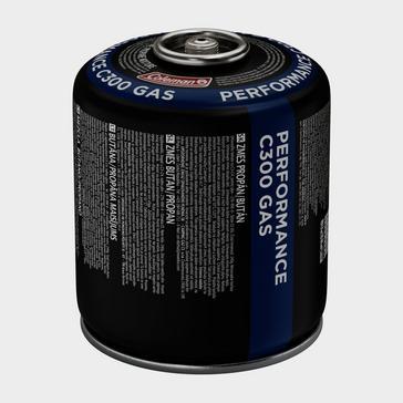 White COLEMAN C300 Performance Gas Cartridge