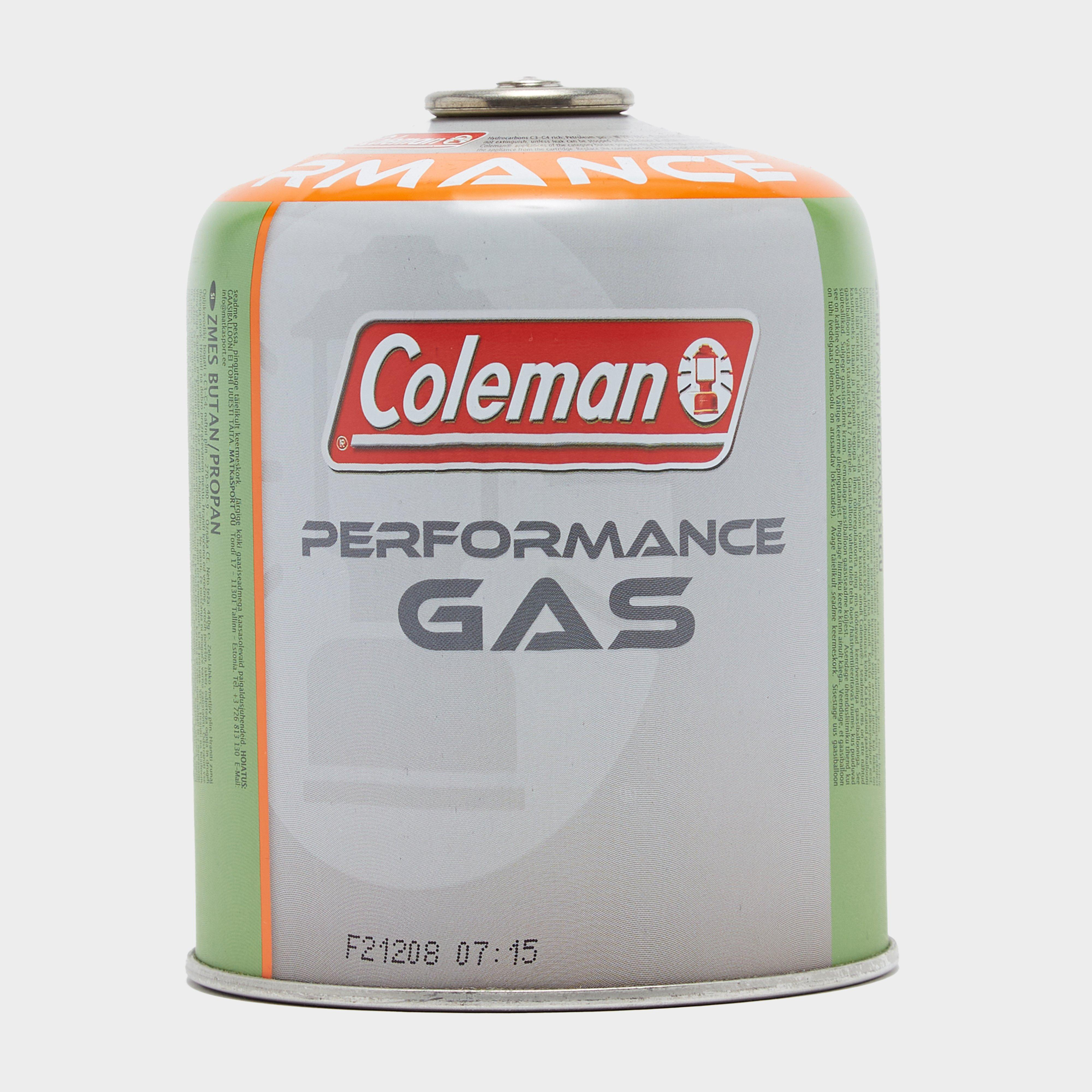 Coleman Coleman C500 Performance Gas Cartridge - White, White