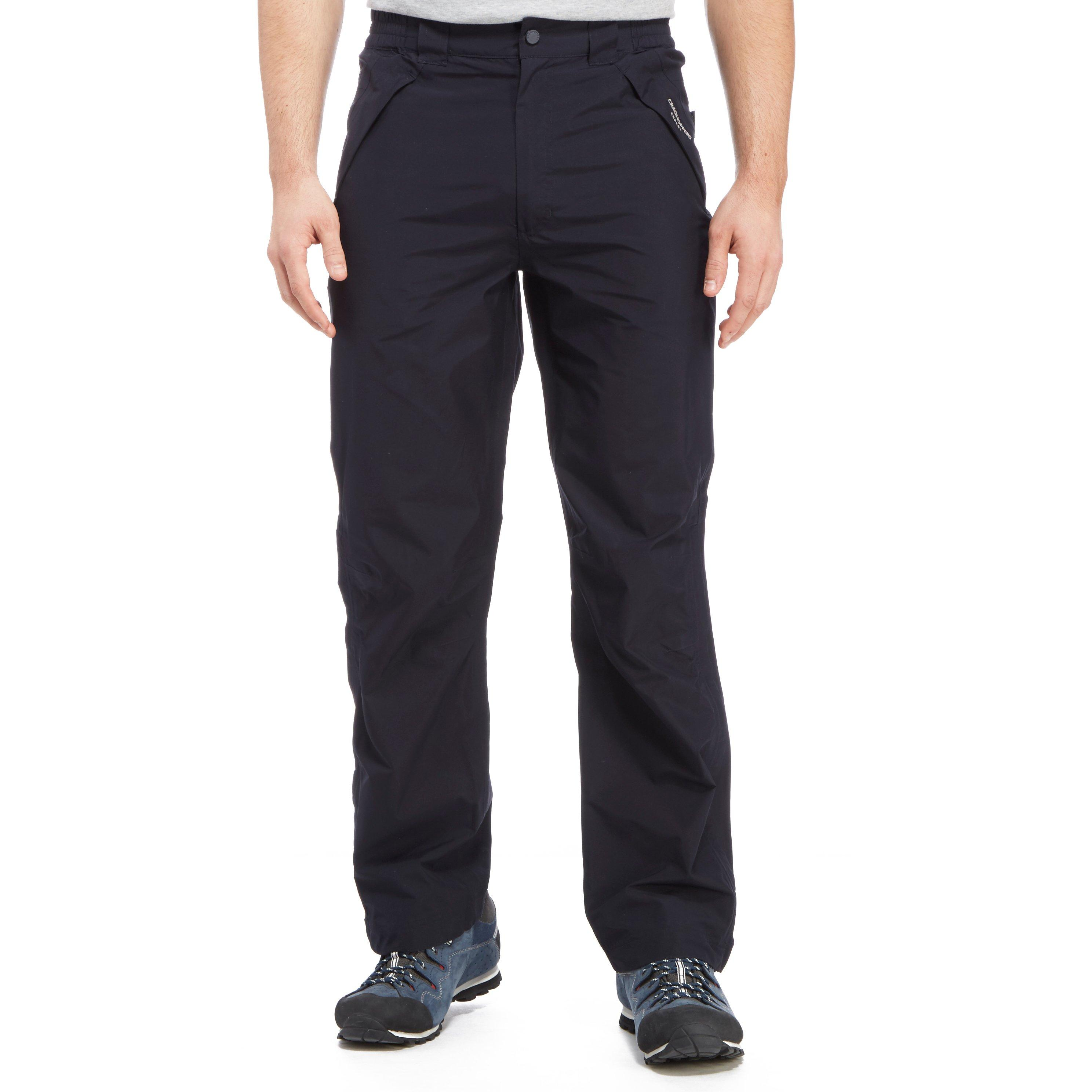 Craghoppers Mens Kiwi GORETEX Trousers Navy
