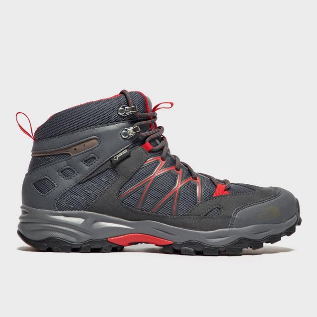 c0863adb1082 Grey THE NORTH FACE Men s Terra Mid GORE-TEX® Walking Boot image 1