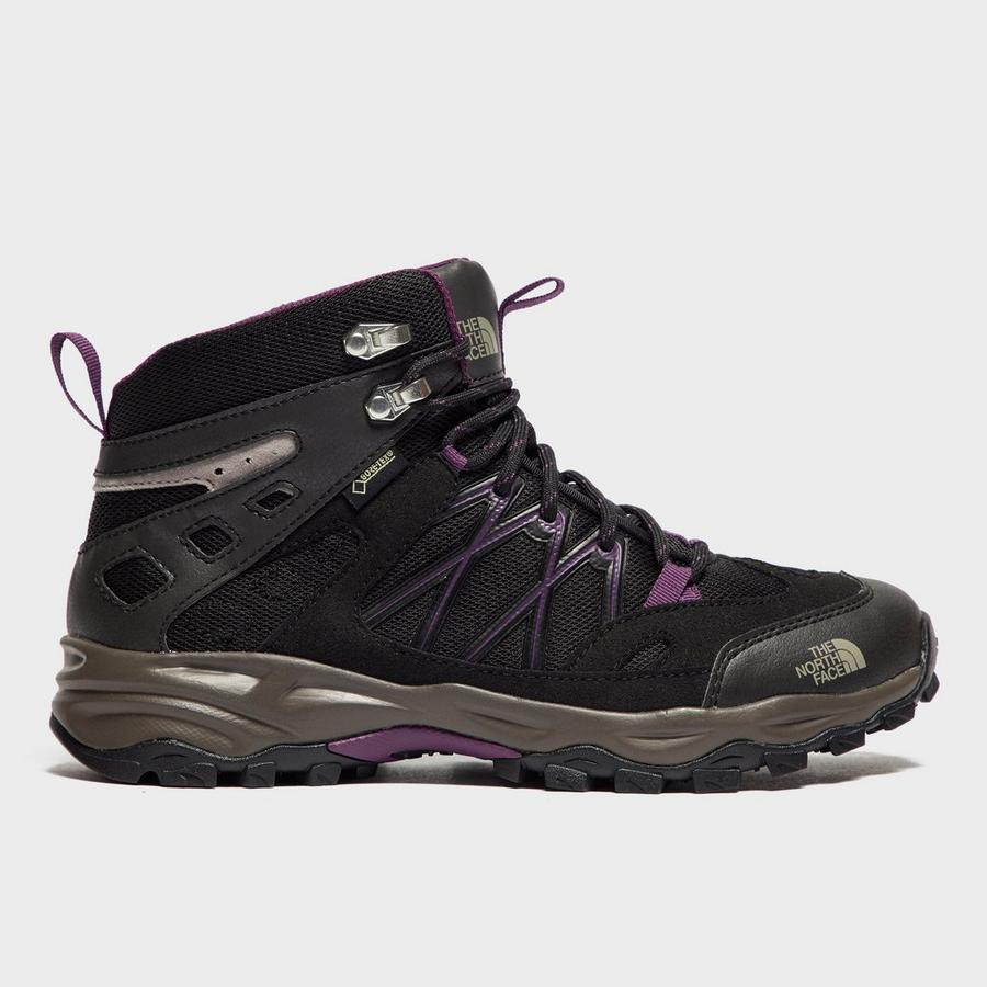 THE NORTH FACE Ankle boot 4 UK Size Footwear Synthetic fibers civ13743