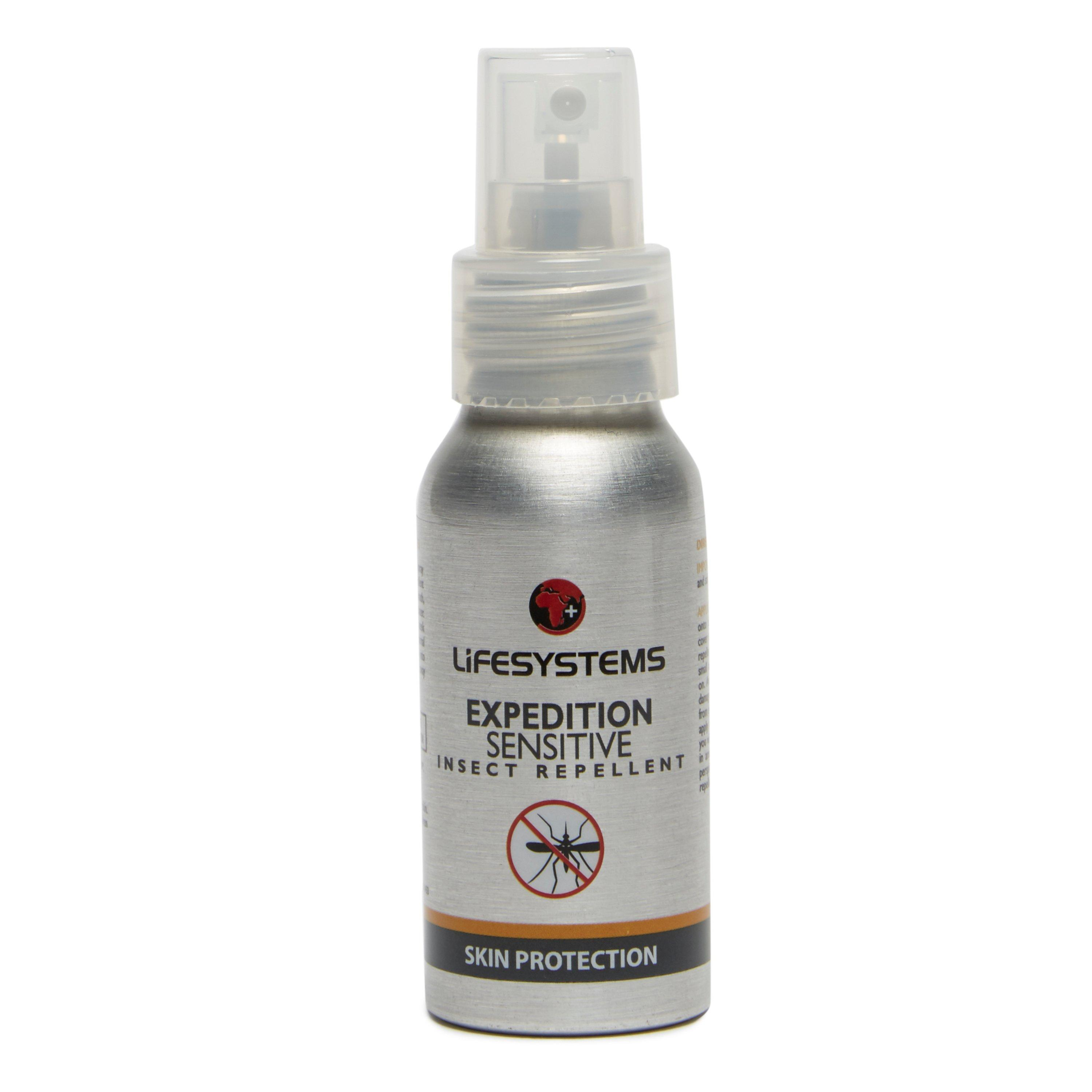 Lifesystems Lifesystems Expedition Sensitive Insect Repellent Spray 50ml - N/A, N/A