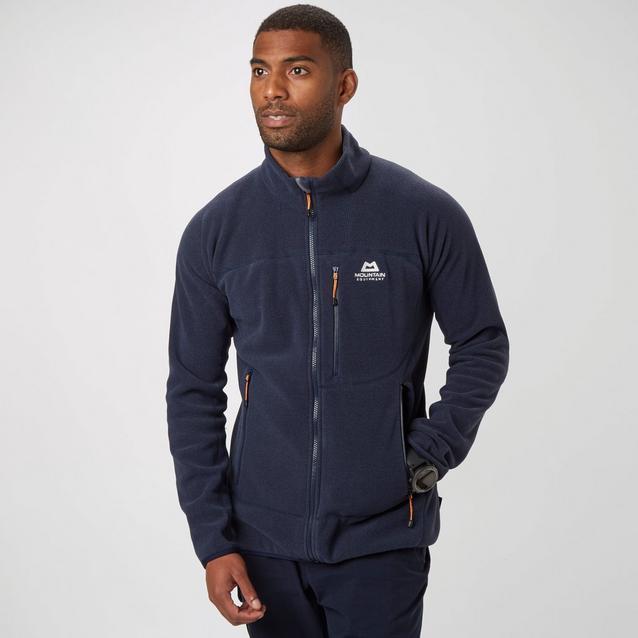 d6fe2b86ccbdf2 Navy MOUNTAIN EQUIPMENT Men's Litmus Fleece Jacket image 1