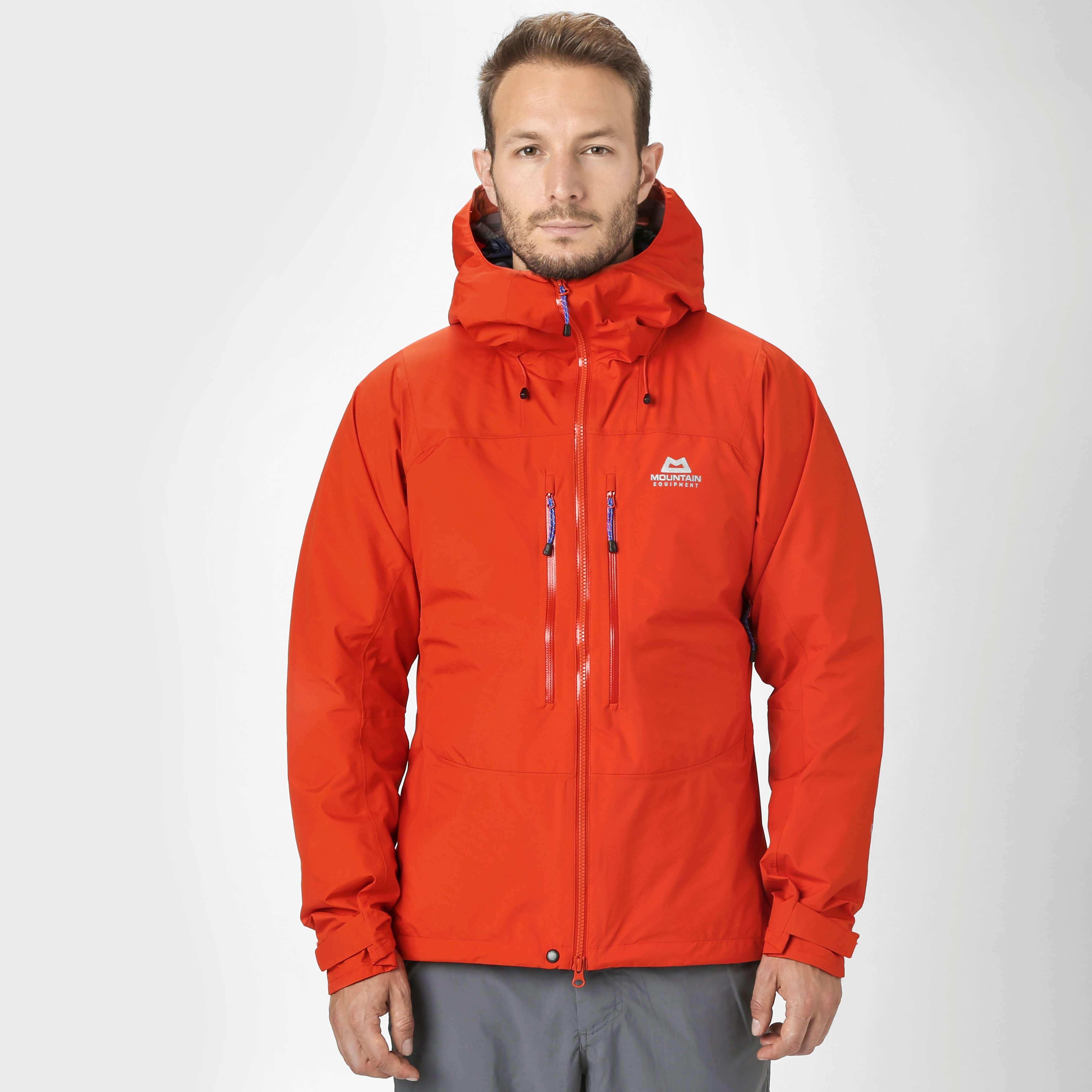MOUNTAIN EQUIPMENT Men's Narwhal Waterproof Jacket