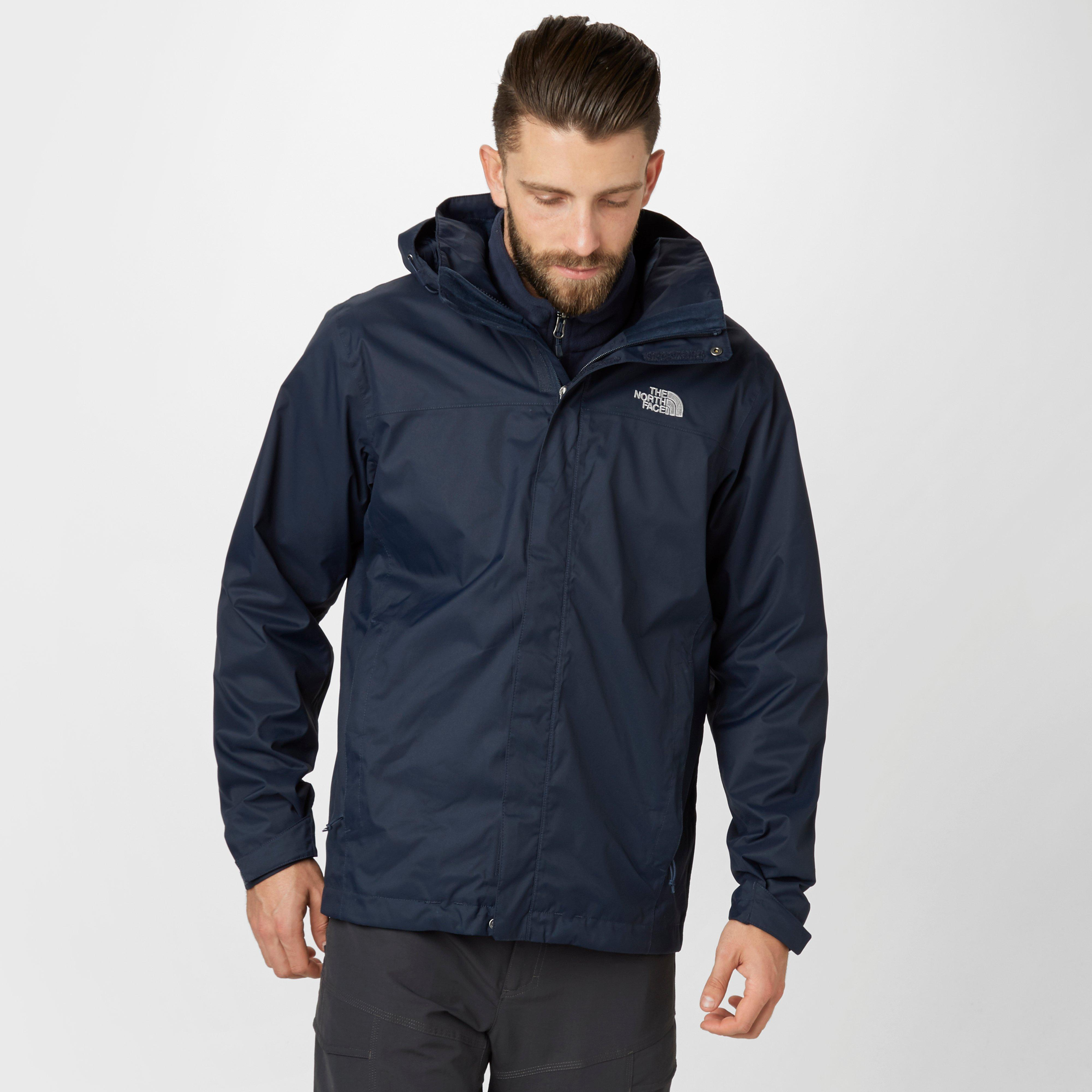 north face men jacket