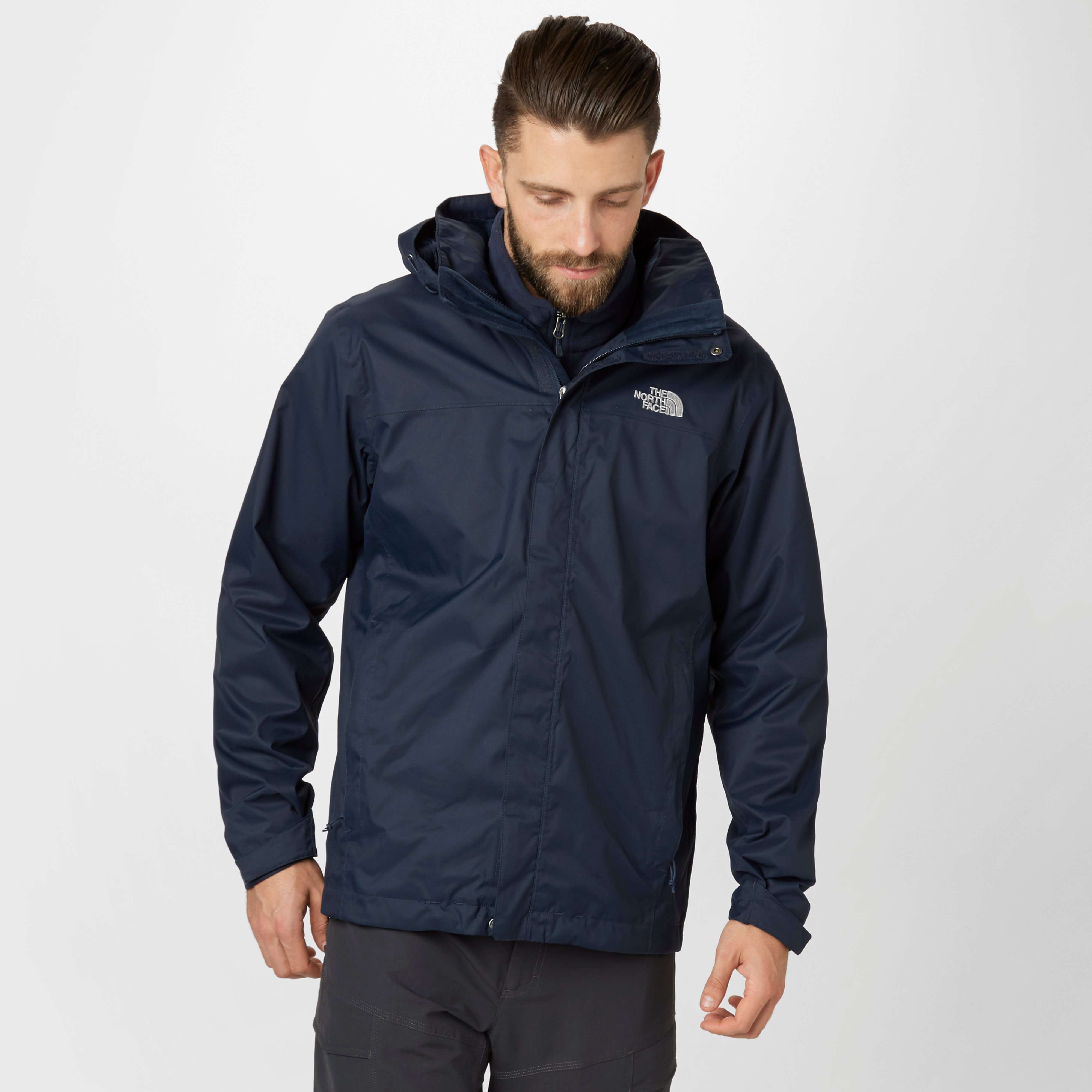THE NORTH FACE Men's Evolve II Triclimate 3 in 1 Jacket