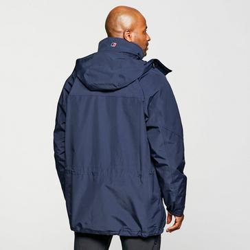 Blue Berghaus Men's Cornice InterActive GORE-TEX® III Jacket