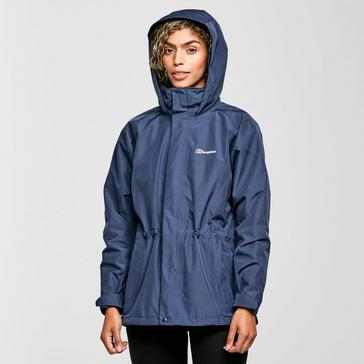 Blue Berghaus Women's Glissade III InterActive GORE-TEX® Jacket