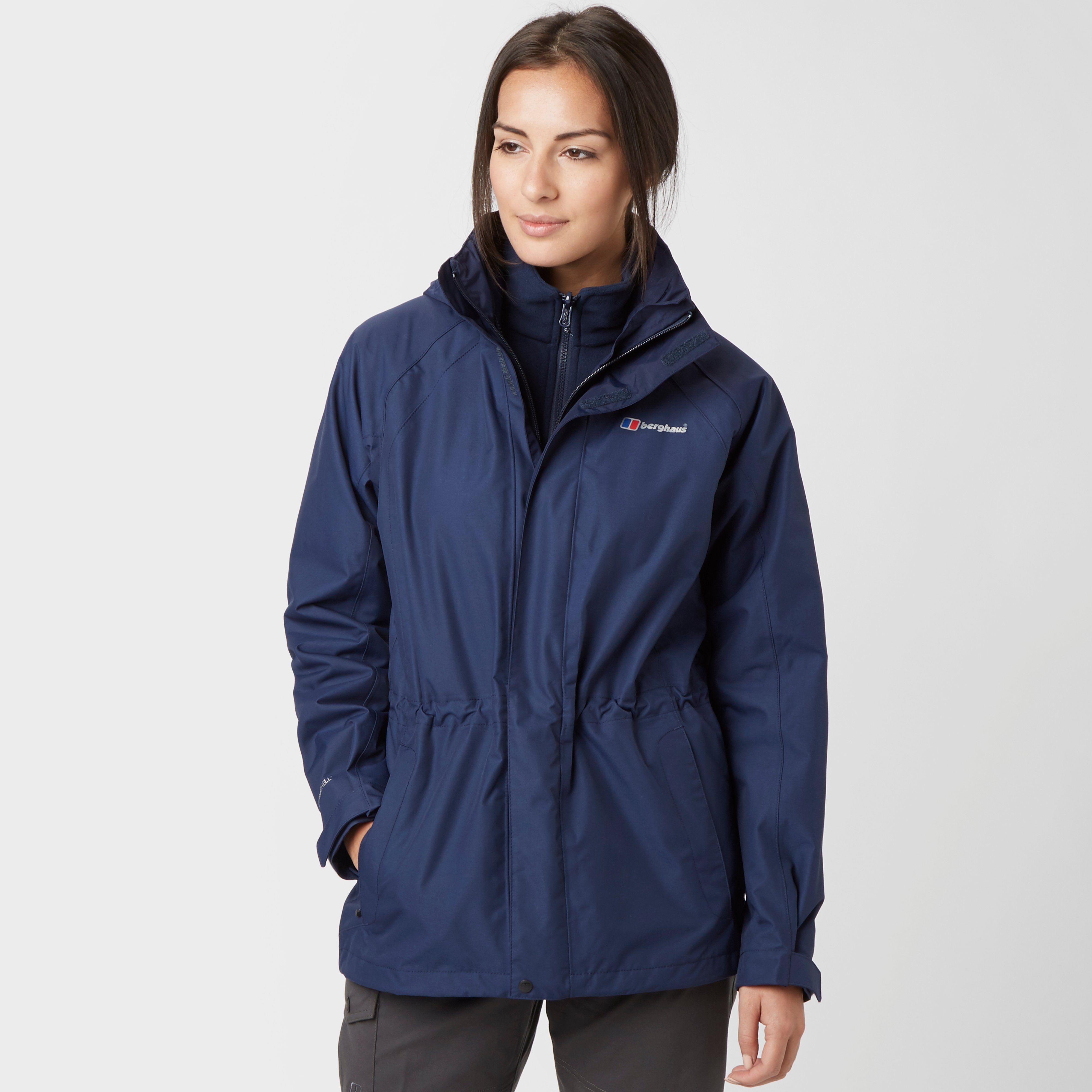 BERGHAUS Women's Rosgill 3 in 1 Waterproof Jacket