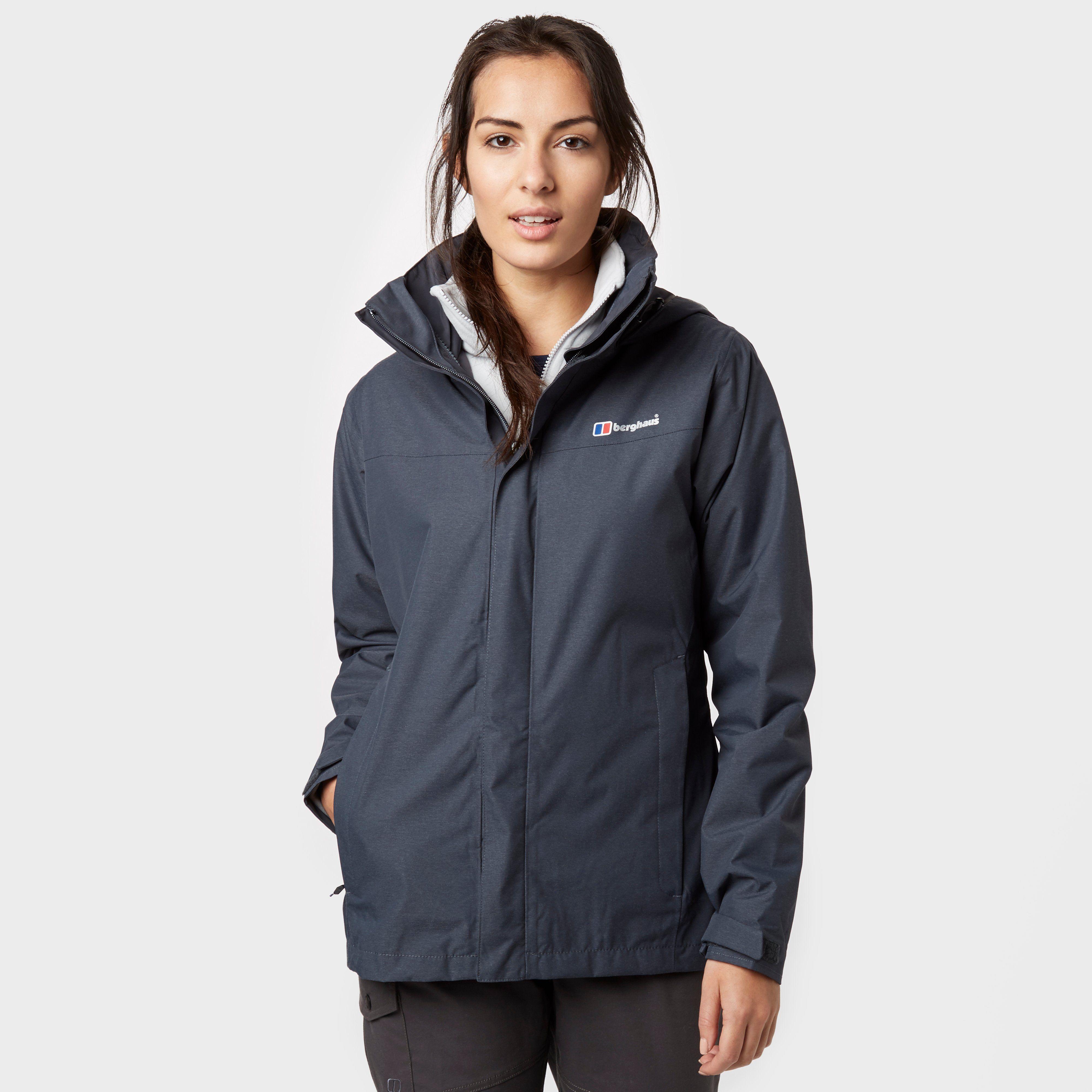 BERGHAUS Women's Howtown 3 in 1 Waterproof Jacket