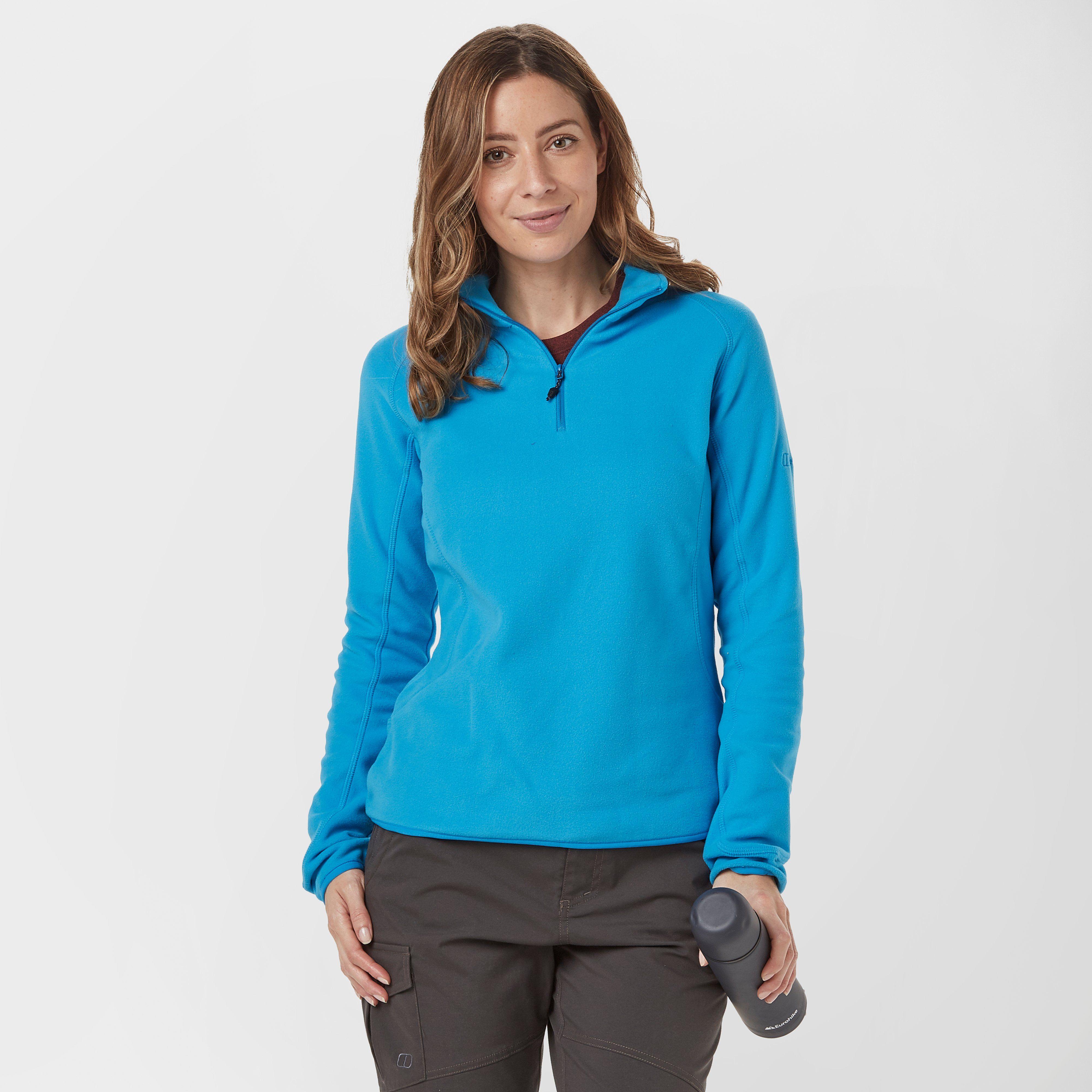 BERGHAUS Women's Hartsop Half-Zip Micro Fleece