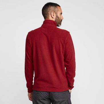 Red Peter Storm Men's Ullswater Half Zip Fleece