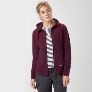 PETER STORM Women's Full Zip Microfleece Hoodie