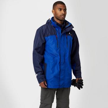 Blue Technicals Men's Pinnacle Waterproof Jacket