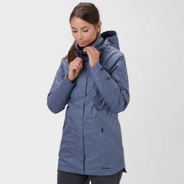 Blue Peter Storm Women's Mistral Long Jacket
