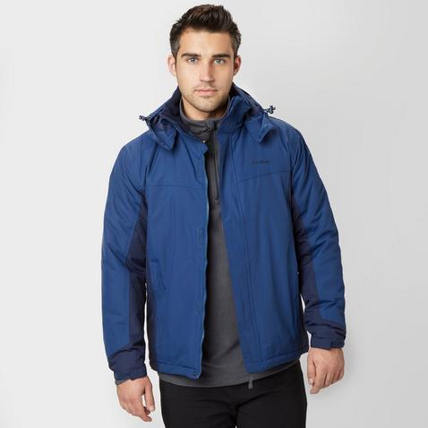 Blue Peter Storm Men's Insulated Panel Jacket