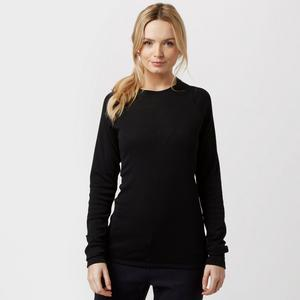 PETER STORM Women's Merino Long Sleeve Crew Baselayer