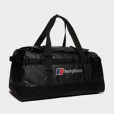 Black Berghaus 100L Holdall