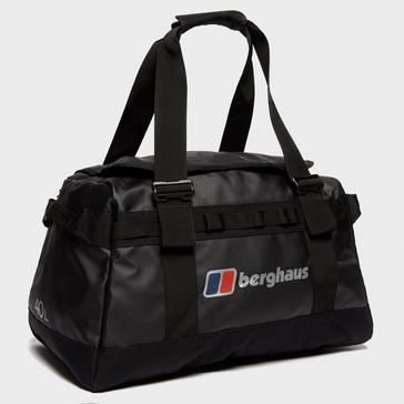 Black Berghaus 40L Holdall