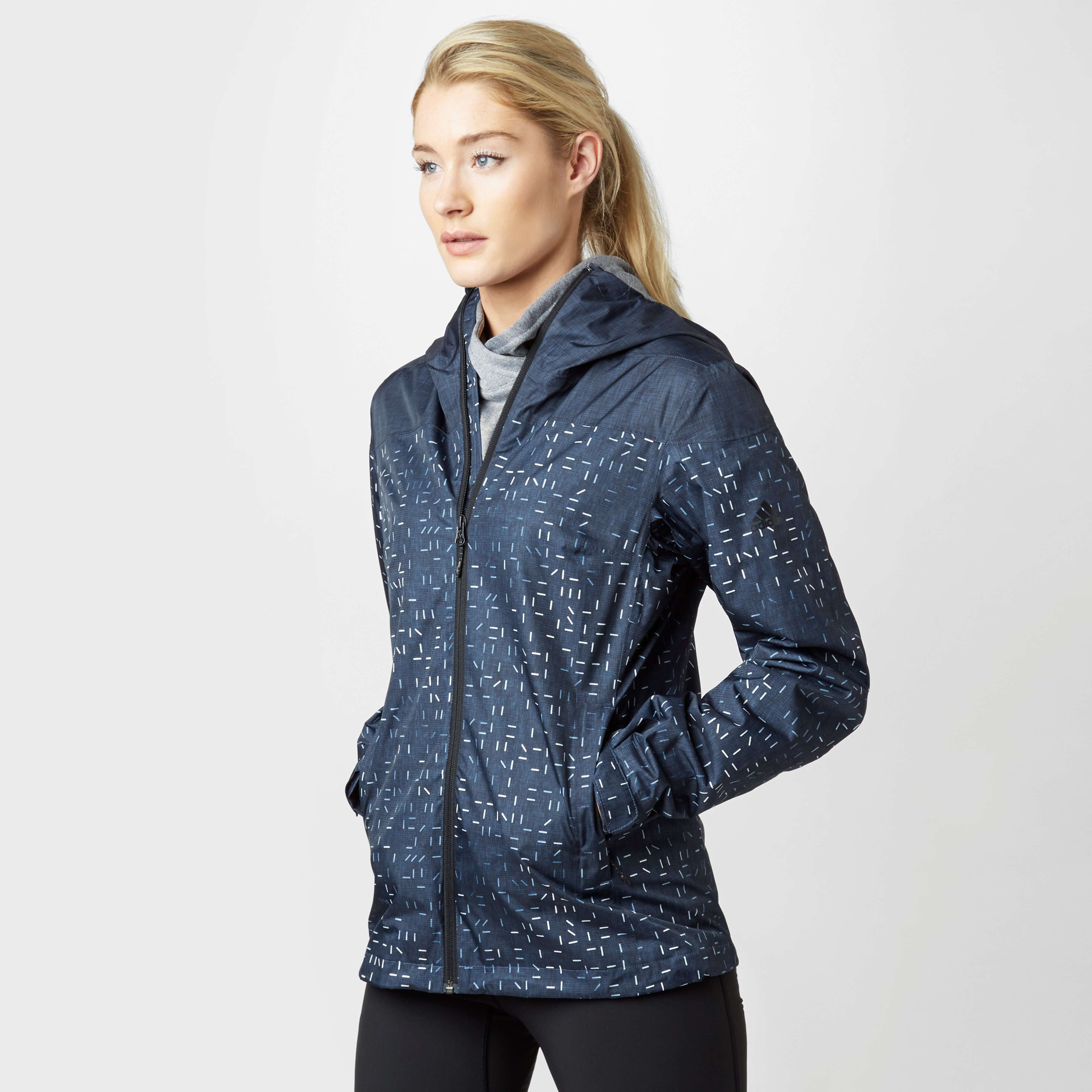 ADIDAS Women's Printed Wandertag Jacket