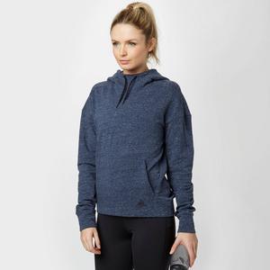 adidas Women's Melange Pullover Hoodie
